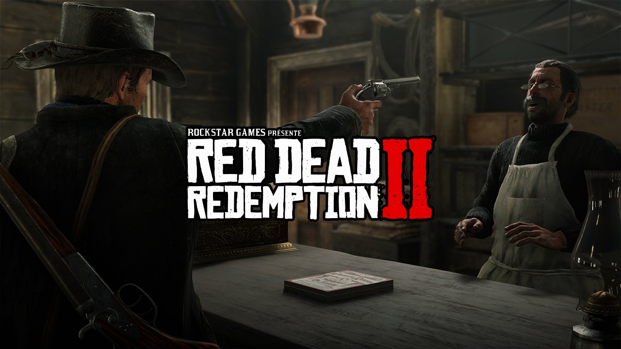 Rockstar Games Tease Dernières Infos Red Dead Redemption II