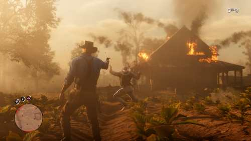 Red Dead Redemption II Sang Froid