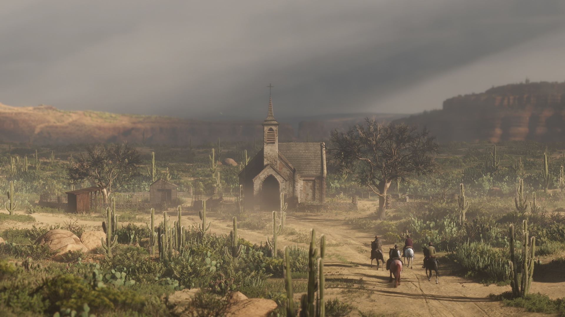 Screenshots Red Dead Online