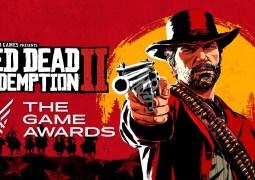 Red Dead Redemption II nominé dans 8 catégories pour les Game Awards