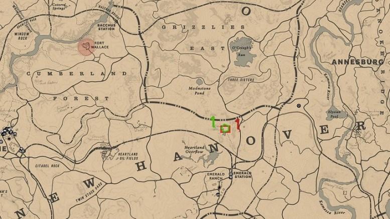 MAP Mystère Emplacement 01