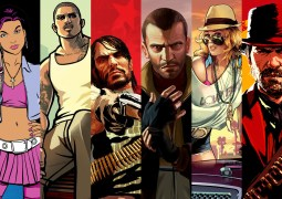 Des jeux Rockstar parmi les jeux qui ont marqué VOTRE vie !