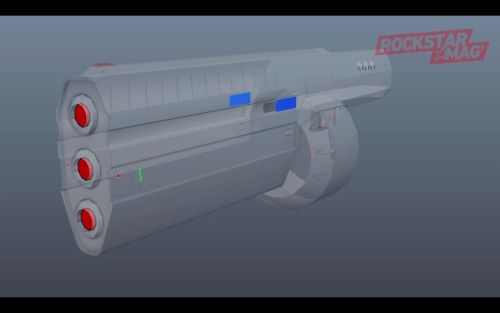 Armes Alien GTA Online