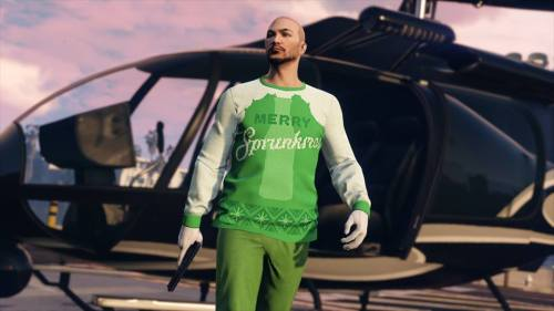 GTA Online Pull 30 Décembre