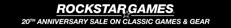 Rockstar Games 20th Anniversary Promotions