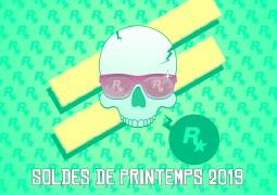 Soldes de Printemps : les jeux Rockstar en promotion sur PS4, Xbox One et Nintendo Switch