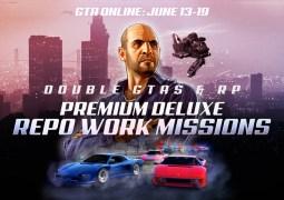 Les missions de saisies Premium à l'honneur sur GTA Online cette semaine !