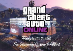 "Analyse du trailer de la mise à jour ""The Diamond Casino & Resort"" de GTA Online"