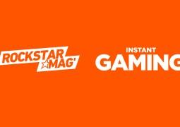 Partenariat Instant Gaming Rockstar Mag'