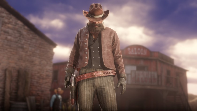 personnage RDO