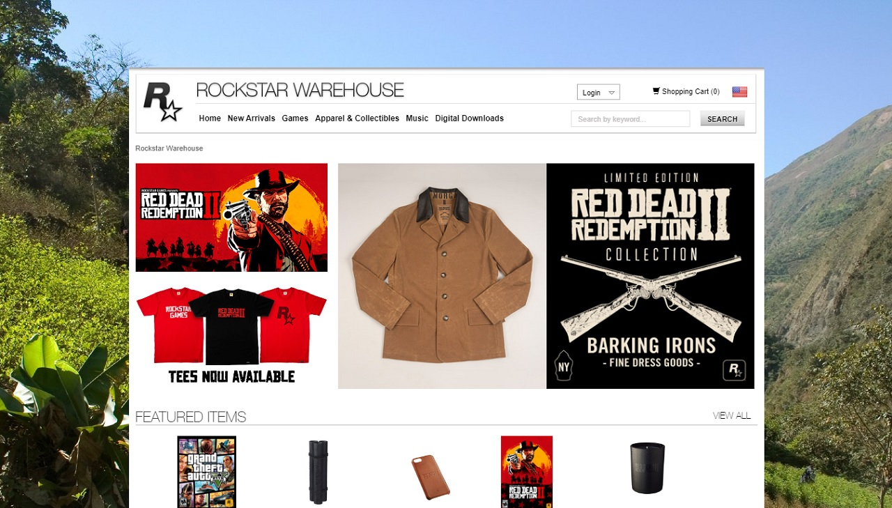 Rockstar Warehouse old