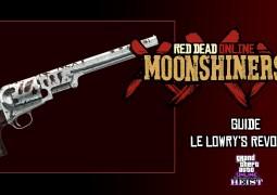 Comment débloquer le Lowry's Revolver dans Red Dead Online ?