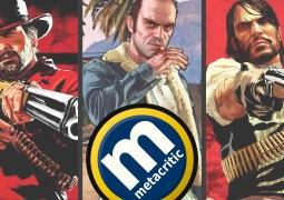GTA V et Red Dead Redemption II dans le top 15 des jeux de la décennie