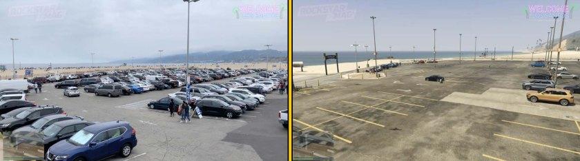 Del Perro 03 : Parking