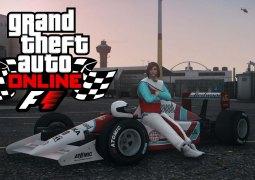 Que sait-on sur la prochaine mise à jour F1 sur GTA Online ?
