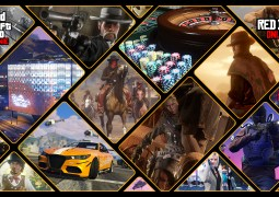 Record GTA Online, Red Dead Online, Récompenses, Bonus