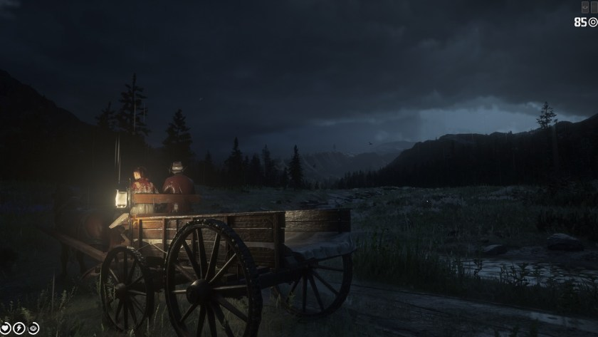 animaux Red Dead Online