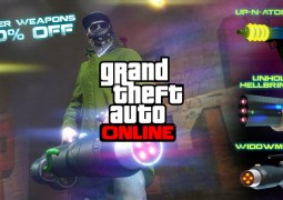Les armes lasers sont à l'honneur cette semaine sur GTA Online !