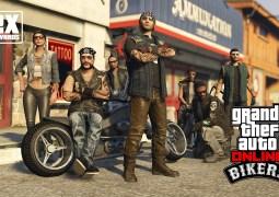 Les bikers à l'honneur cette semaine sur GTA Online !