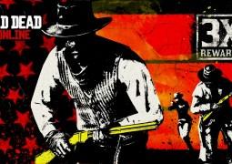 Les modes confrontations triplés cette semaine sur Red Dead Online