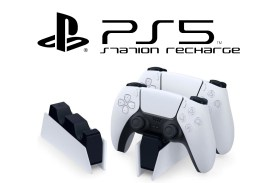 Station de Recharge Manette PS5 DualSense