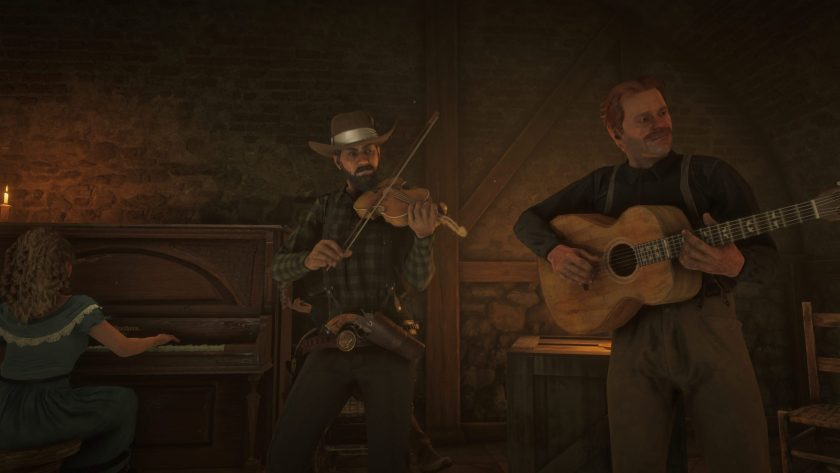 Violon distillerie Red Dead Online