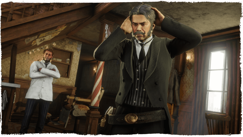 Red Dead Online Changement Apparence Nouvel An