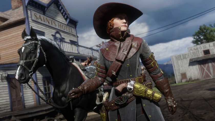 Cheval gratuit Red Dead Online