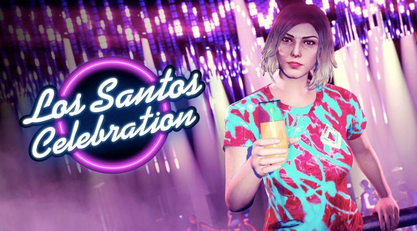 Los Santos Celebration
