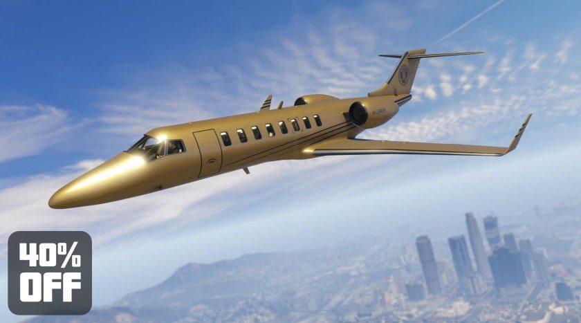 GTA Online Promotion Luxor