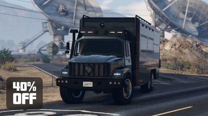 GTA Online Promotions Terrorbyte