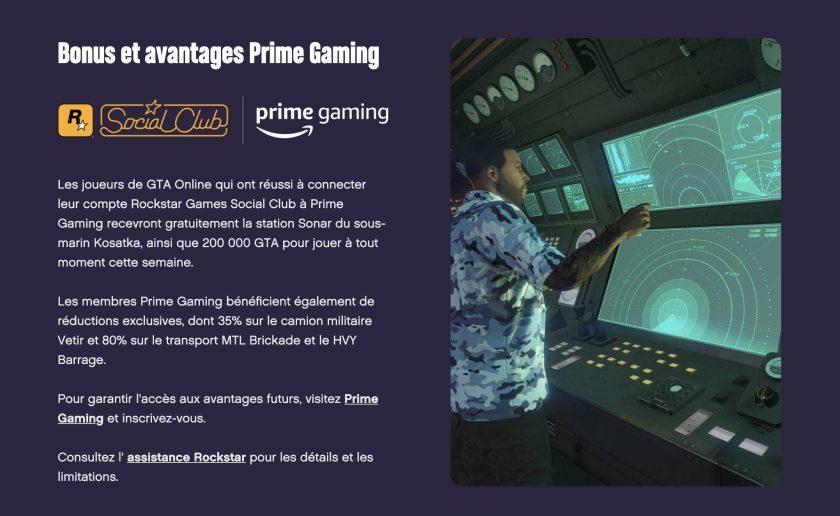 GTA Online Twitch Gaming 11 Mars