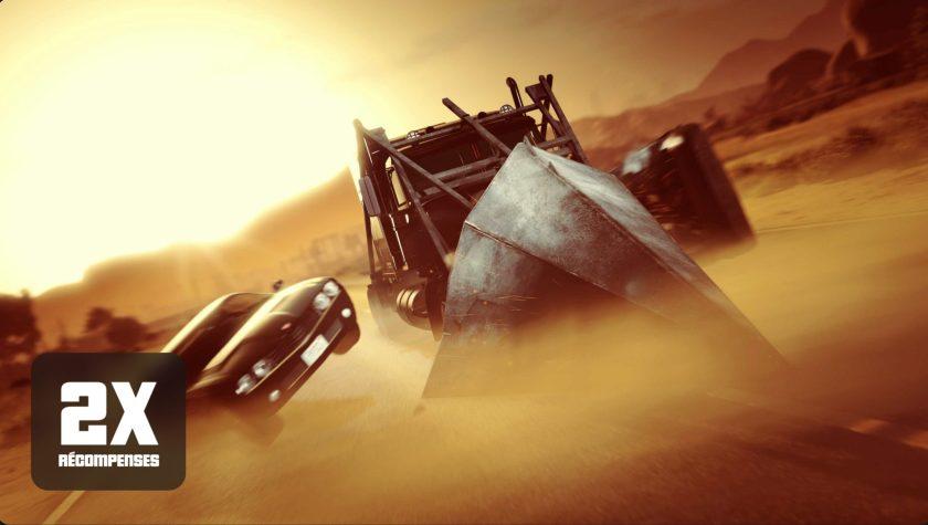 2X GTA $ et RP sur la série Bunker dans GTA Online