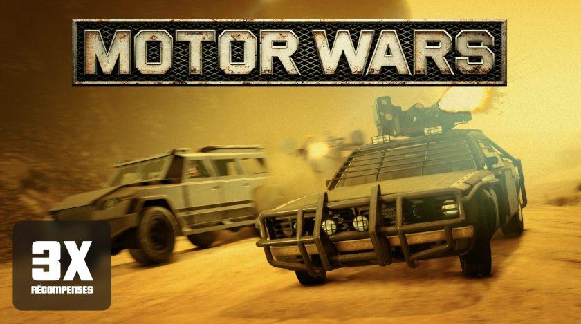 La guerre motorisée dans GTA Online