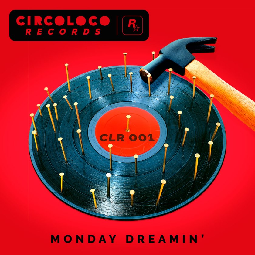 Pochette de l'EP CircoLoco Records