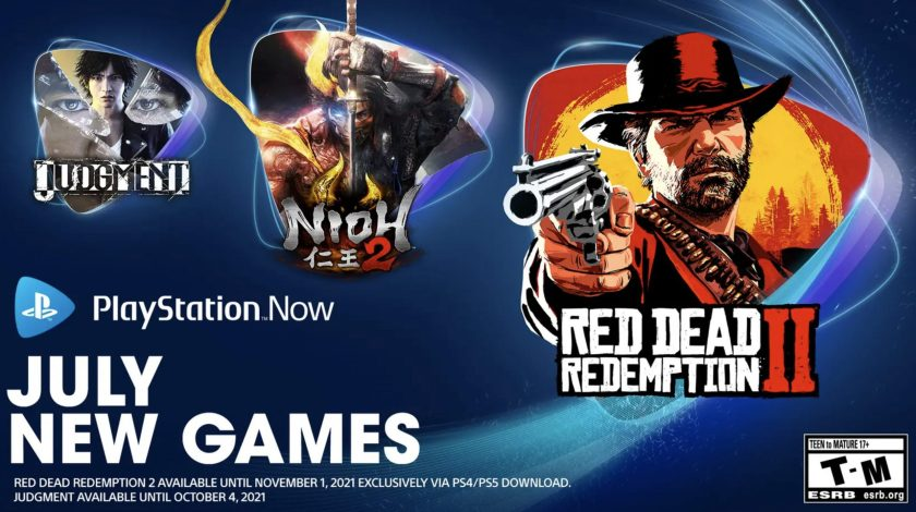 PayStation Now offre Red Dead Redemption II dans son catalogue