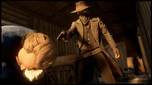 Red Dead Online : Contrats Crimes
