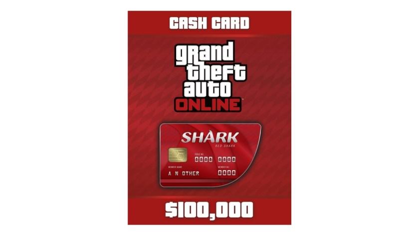 GTA Online Shark Cards 100K