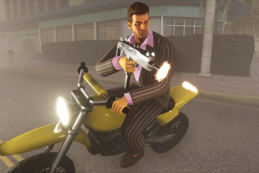 GTA Vice City The Definitive Edition