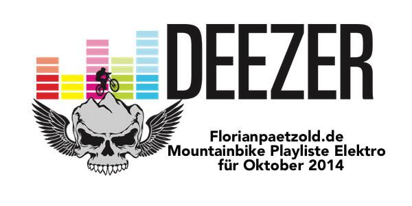 Deezer Mountainbike Playlist Elektro