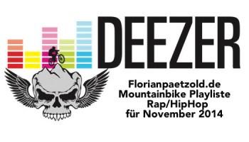 Playlist Mountainbike Playlist Rap/Hiphop