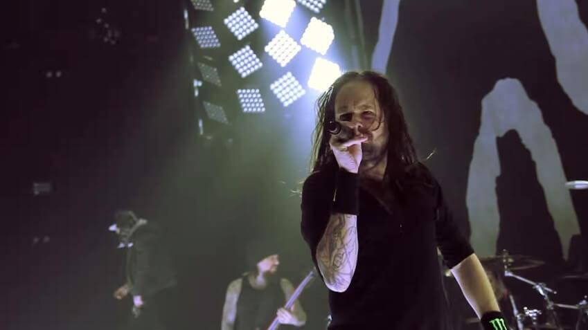 Korn (ft. Slipknot) – Sabotage (Official Live-Video)