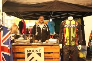 Essen Fahrradmesse 2015 - MountThree