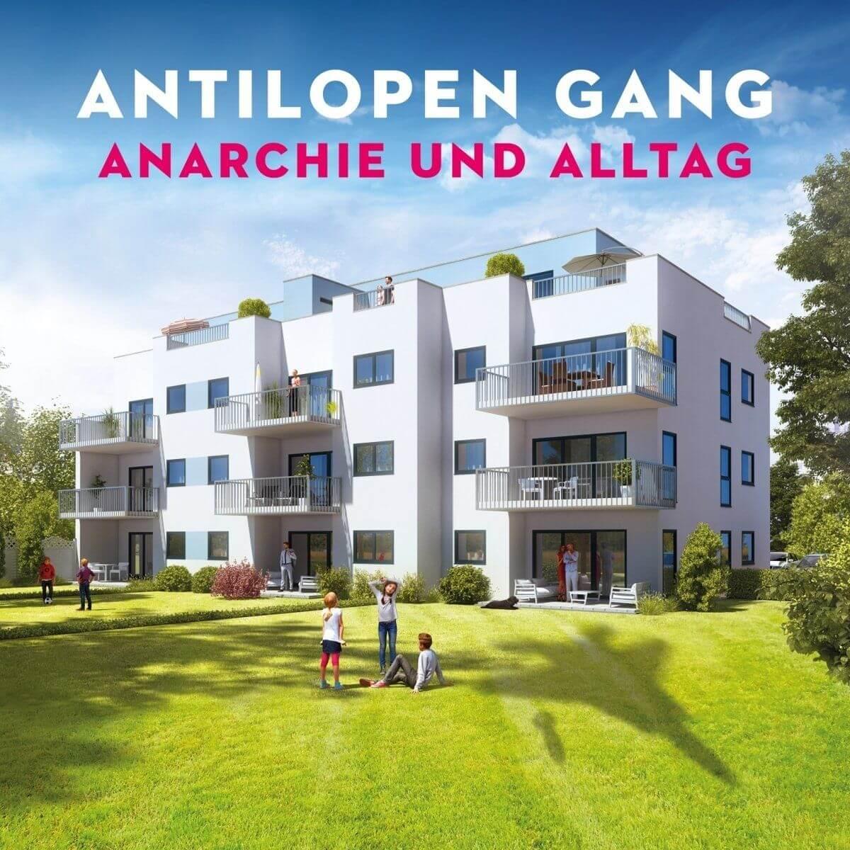 Antilopen Gang – Pizza