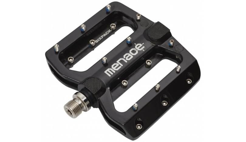 Sixpack Menace Pedal in schwarz
