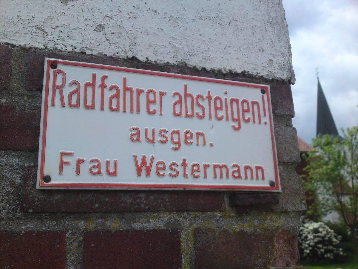 Frau Westermann – The Boss