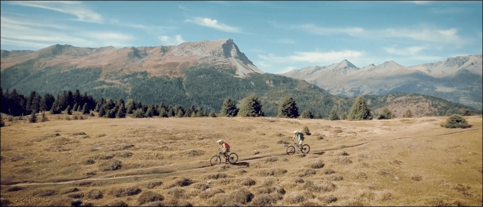 JUST BE - A Mountainbike Movie