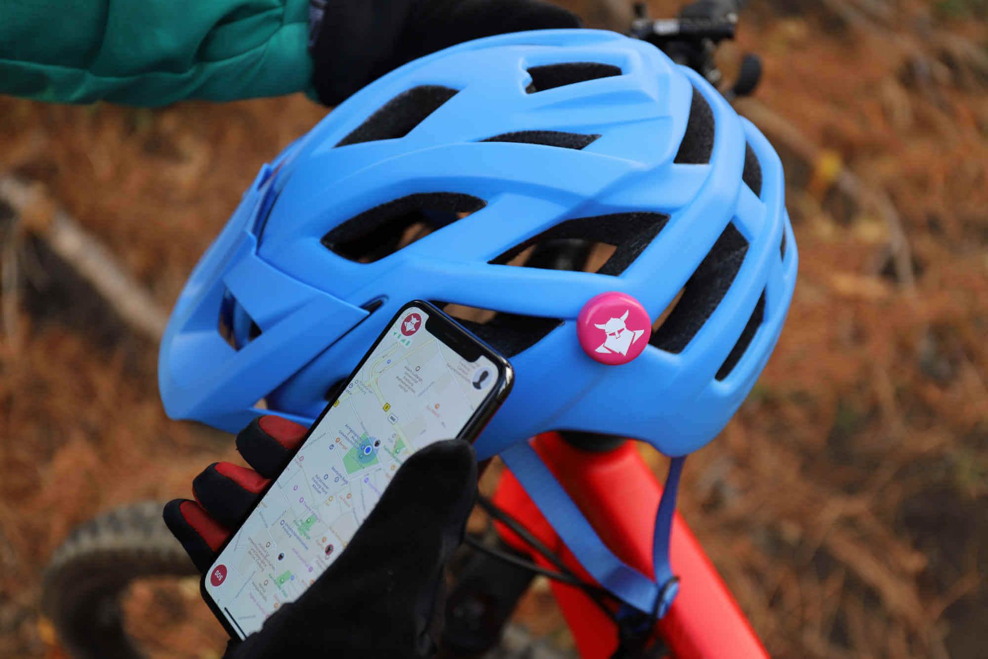 eCall für den Fahrradhelm ist serienreif – tocsen