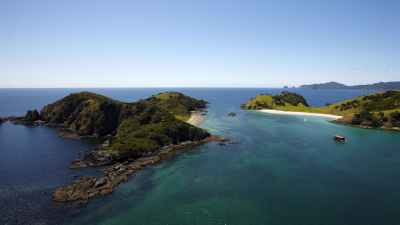 Bay of Islands Cruises from Paihia | The Rock Overnight ...