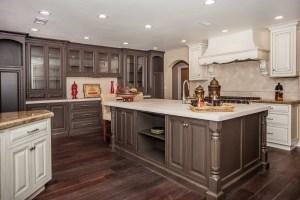 17 Stunning Dark Hardwood Floors with Light Wood Cabinets ...